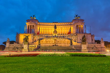 victor emmanuel monument in rome