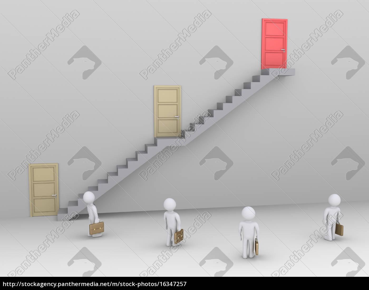 business-herausforderung, mit, unternehmern - 16347257