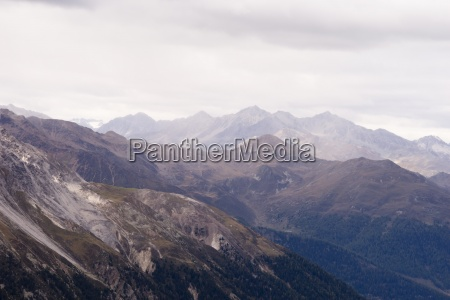 italy south tyrol view to ortler