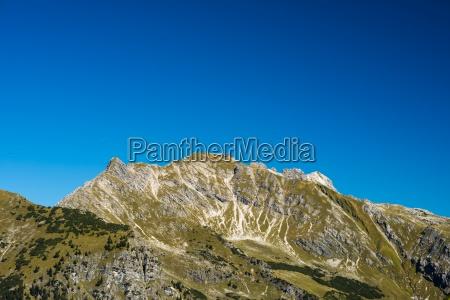 germany, , bavaria, , allgaeu, alps, , nebelhorn - 16353361