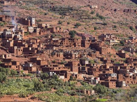 marokko marrakesch tensift el haouz atlasgebirge