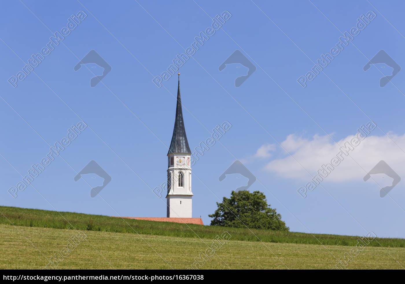 germany, , bavaria, , upper, bavaria, , soyen, , kirchreit, - 16367038
