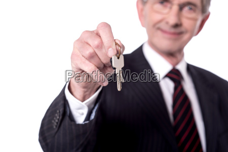 this is your new house key
