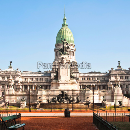 national kongress in buenos aires argentinien