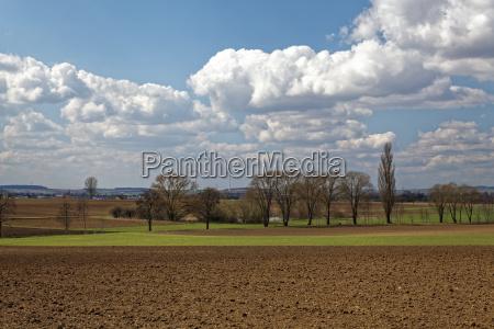 landschaft am nsg alter und neuer