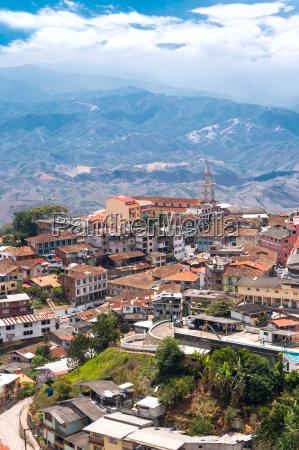 zaruma a lovely hilltop town