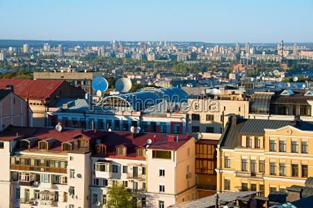 kiev downtown ukraine