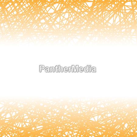 abstract orange line background