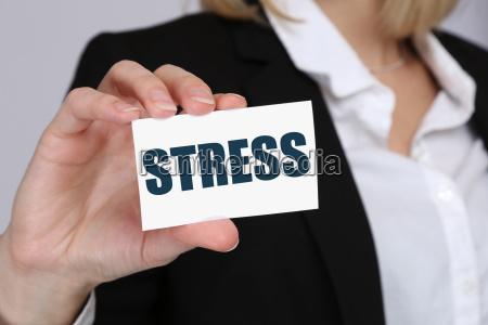 stress im job burnout entspannung business