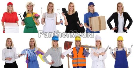 occupations professional portrait portraits training woman
