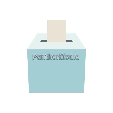 symbol skrzynki wyborczej