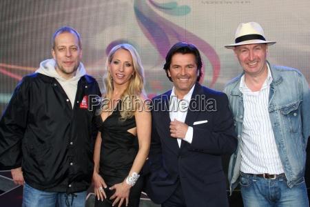 photocall eurovision song contest proben spielbudenplatz