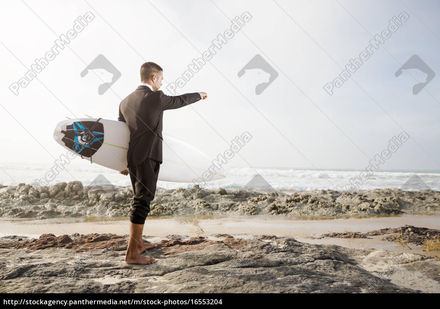 surfen, ist, mein, geschäft - 16553204