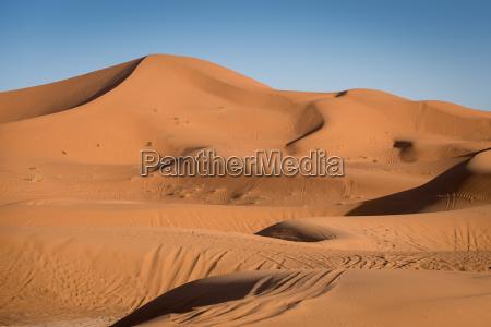 duenen marokko sahara wueste