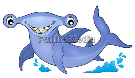 hammerhai hai thema bild 1