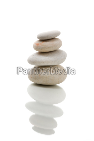 balancing zen steine u200bu200bisoliert