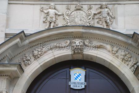 penitentiary ebrach bavaria germany gefaenginis jail