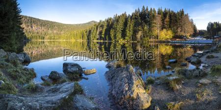 germany bavaria bavarian forest national park