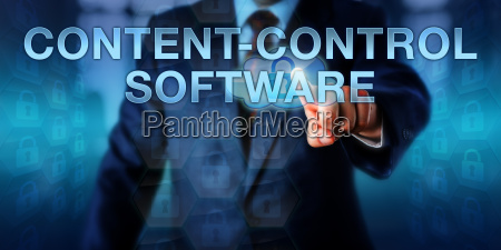 manager pressing content control software