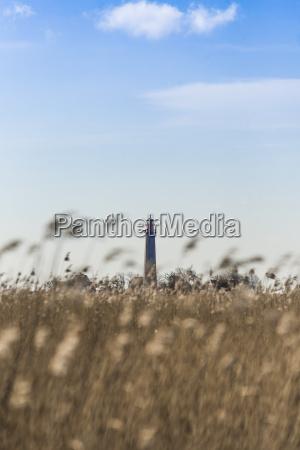 deutschland fehmarn orth leuchtturm fluegge