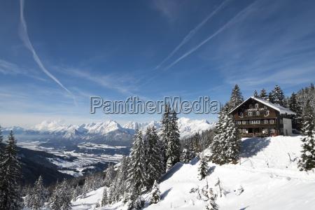 austria tyrol schwaz view from loassattel