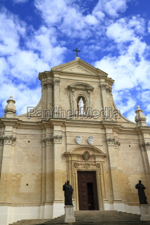 cathedral of the assumption of gozo