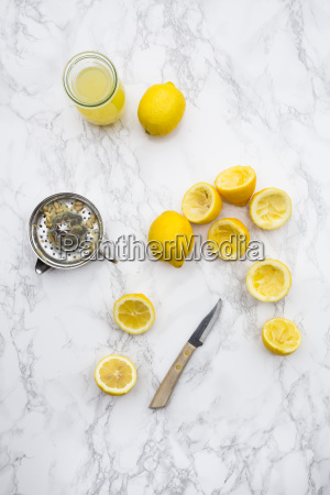 freshly squeezed lemon juice organic lemons
