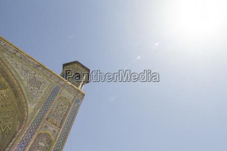 iran shiraz iwan of the vakil