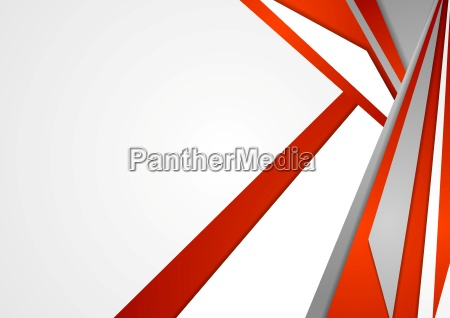 abstract red and grey corporate background