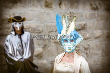 venezianische masken karneval