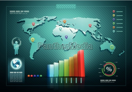sign concept business abstract information people