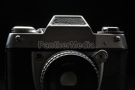 alte filmkamera low key bild