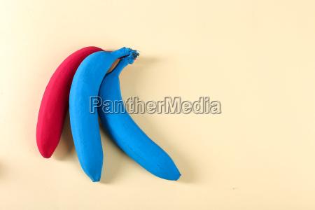 painted banana