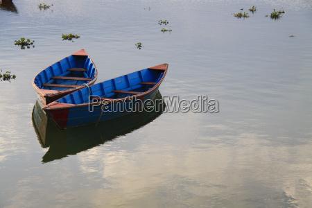 phewa see pokhara