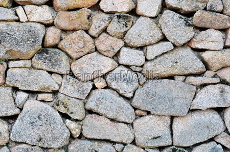 stein felsen fels gestein mauer granit