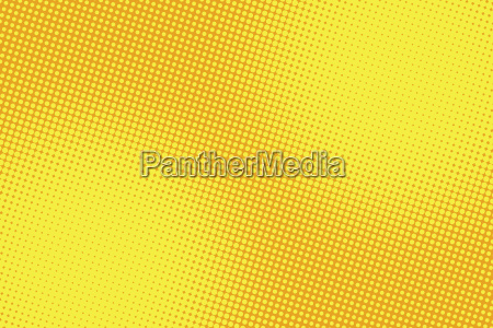 retro comic yellow background raster gradient