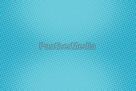 retro komischer blauer hintergrund rastersteigungshalbton