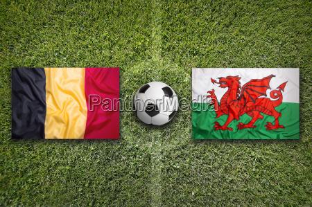sport ball fahne belgien flagge flaggen