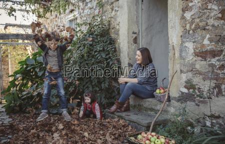 spain asturias woman sitting at entrance