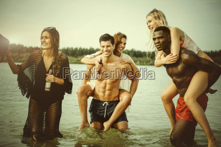 germany haltern group of five friends