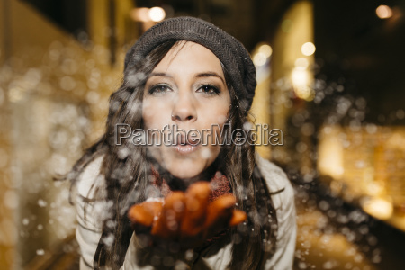spain reus portrait of young woman