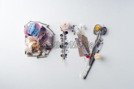 do it yourself verschiedene handwerkliche materialien