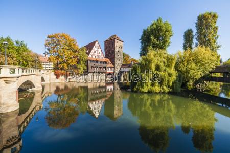 germany bavaria nuremberg old town max