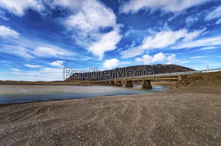 iceland bridge highway 1