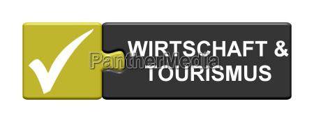 puzzle button shows economy tourism