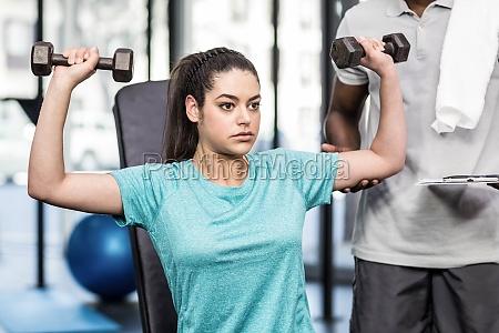 frau gesundheit freizeit lebensstil weiblich maennlich