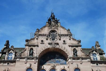 nuremberg nuernberg nuremberg opera house staatstheater