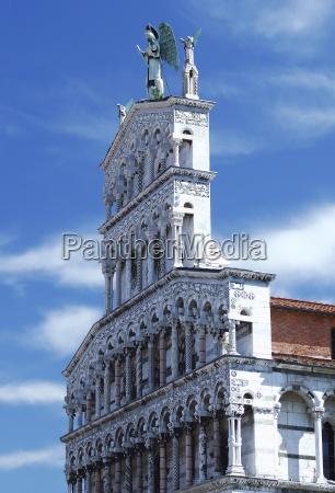 kirche toskana gotteshaus basilika italien