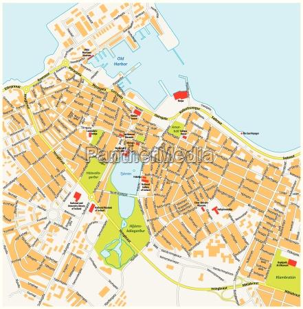 island namen stadtplan chaussee strasse