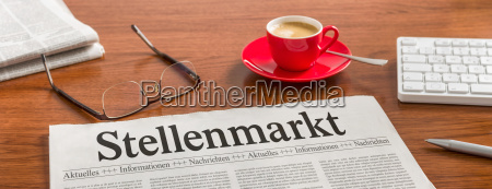 newspaper desk job market